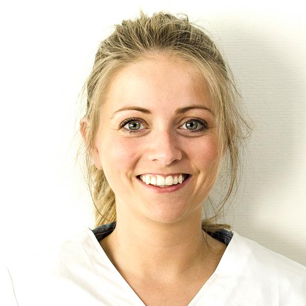 bilde av tannlege Vilde Berg Elveli
